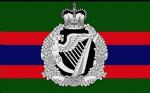 Royal Irish Regiment Large Flag - 5' x 3'
